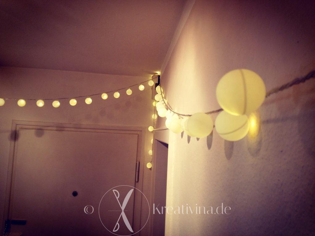 Lampion Lichterkette Kreativina De